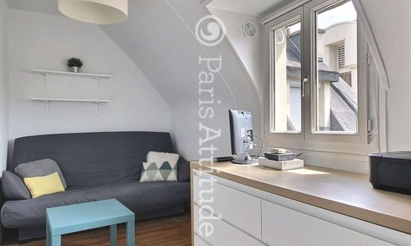 Rent Apartment Studio 20m² avenue de Versailles, 75016 Paris