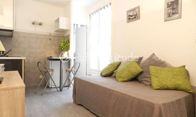 Rent Apartment Studio 18m² rue Fenelon, 10 Paris