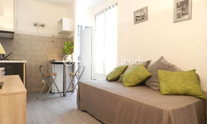 Location Appartement Studio 18m² rue Fenelon, 10 Paris