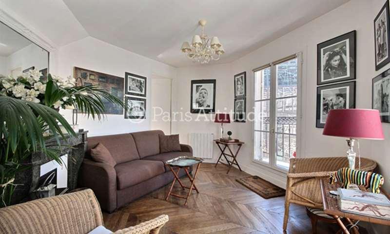 Rent Apartment 1 Bedroom 40m² rue du Pelican, 1 Paris