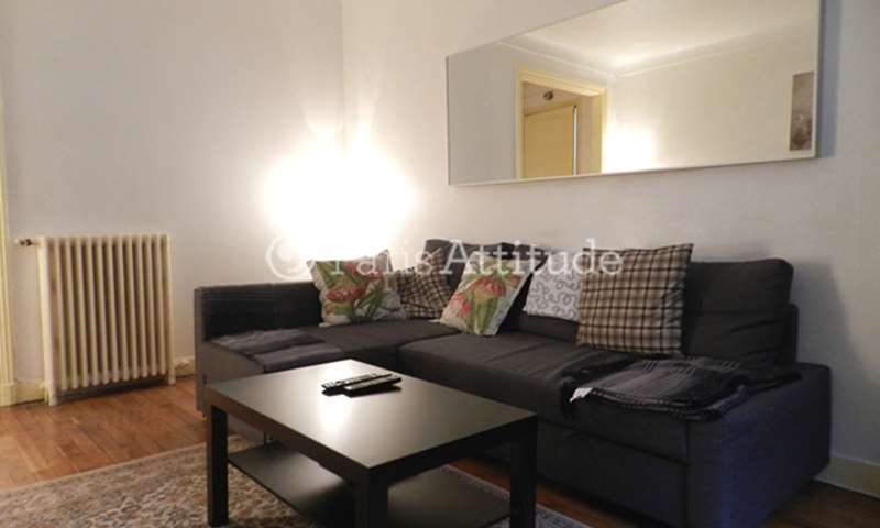 Rent Apartment 1 Bedroom 45m² rue de Civry, 75016 Paris
