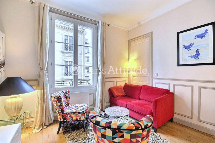 Louer Appartement meublé 2 Chambres 53m² rue de la Reine Blanche, 75013 Paris