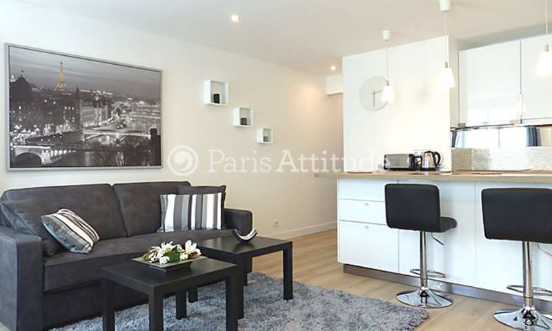 Rent Apartment 1 Bedroom 40m² rue Poissonniere, 75002 Paris