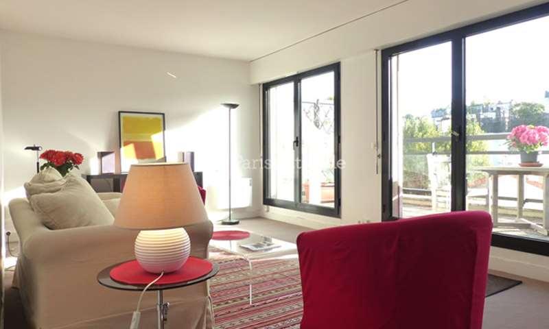 Rent Apartment 2 Bedroom 105m² rue Jacques Dulud, 92200 Neuilly sur Seine