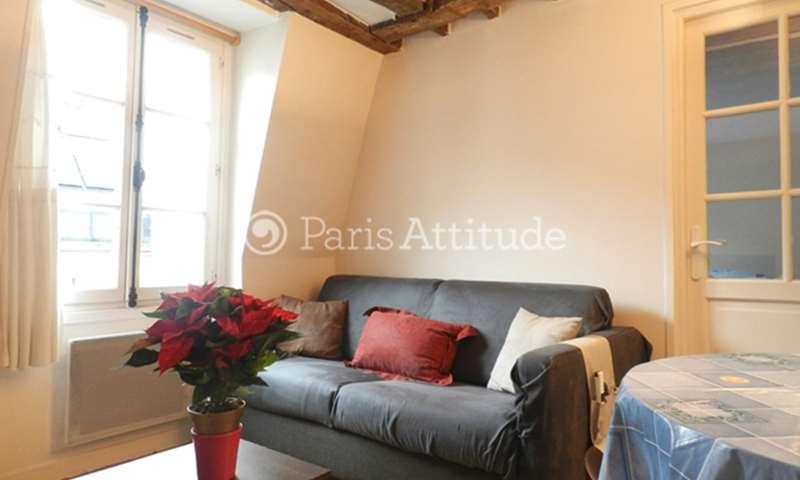 Rent Apartment 1 Bedroom 30m² rue Du Couedic, 75014 Paris