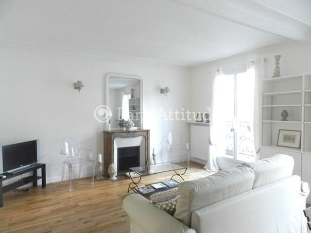 Rent Duplex 3 Bedroom 92m² rue Faraday, 75017 Paris