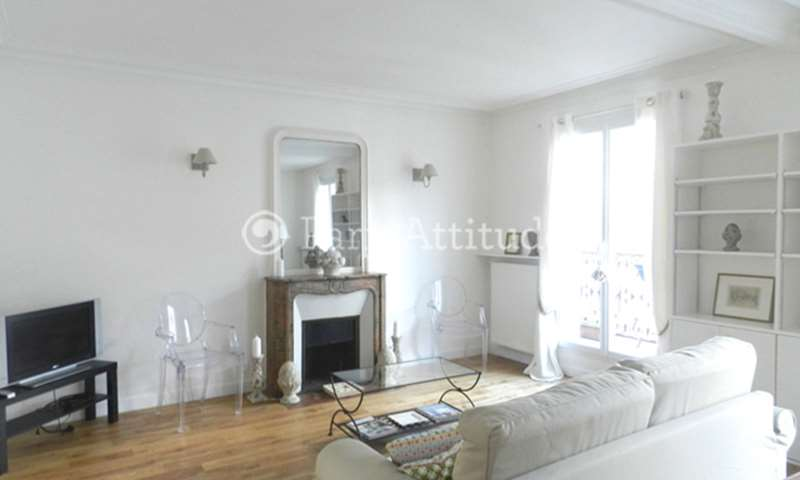 Rent Duplex 3 Bedrooms 92m² rue Faraday, 17 Paris