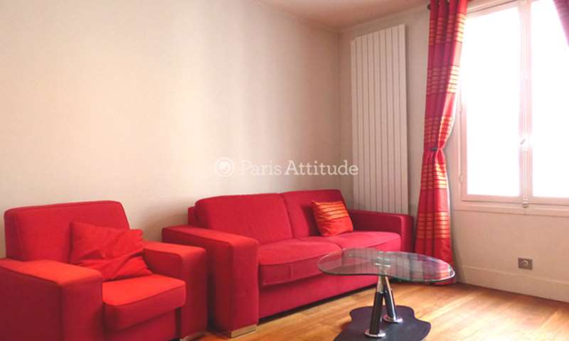Aluguel Apartamento Quitinete 33m² rue du Printemps, 75017 Paris