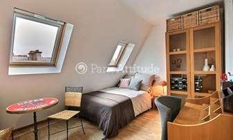 Rent Apartment Studio 15m² rue Gounod, 17 Paris