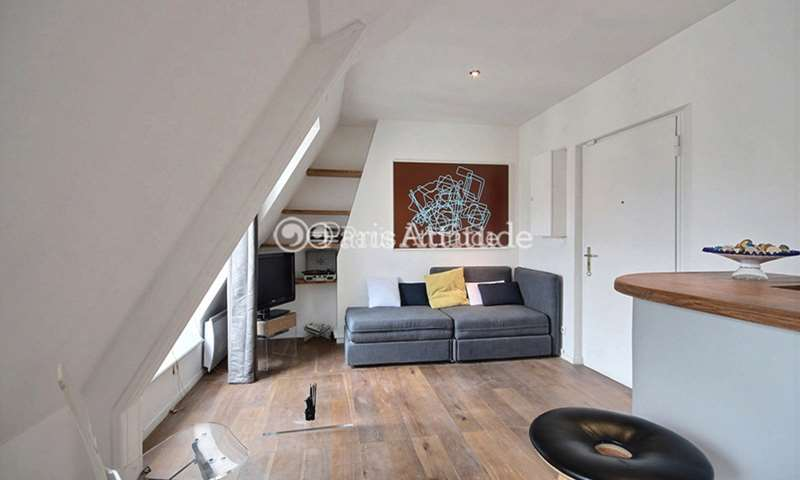 Rent Apartment 1 Bedroom 30m² rue de Marignan, 75008 Paris
