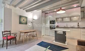 Rent Apartment 1 Bedroom 40m² rue du Temple, 3 Paris