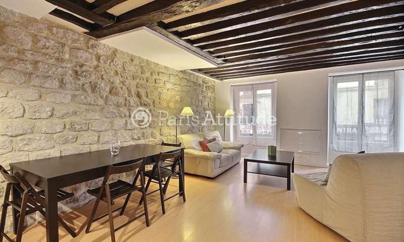 Location Appartement 1 Chambre 72m² rue du Chateau D Eau, 10 Paris