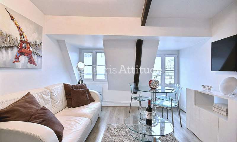 Rent Apartment 1 Bedroom 34m² rue de l Isly, 75008 Paris