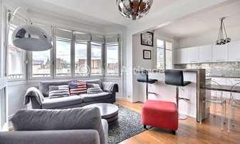 Rent Apartment 2 Bedrooms 70m² rue de Passy, 16 Paris