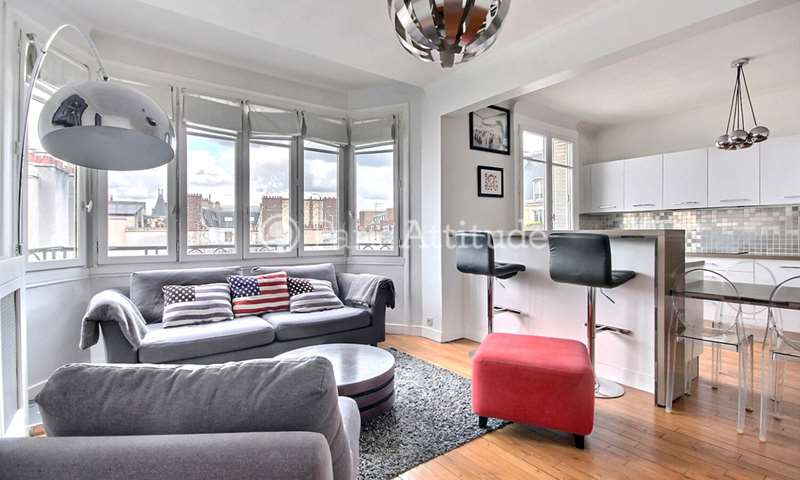 Rent Apartment 2 Bedroom 70m² rue de Passy, 75016 Paris