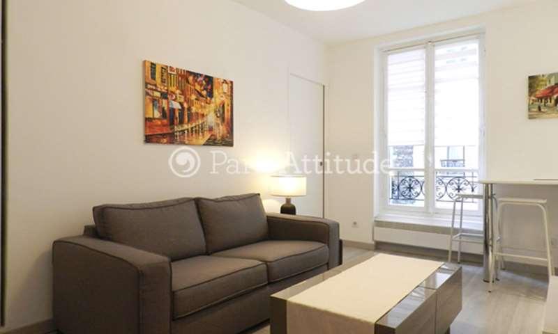 Rent Apartment 1 Bedroom 30m² rue Letort, 75018 Paris