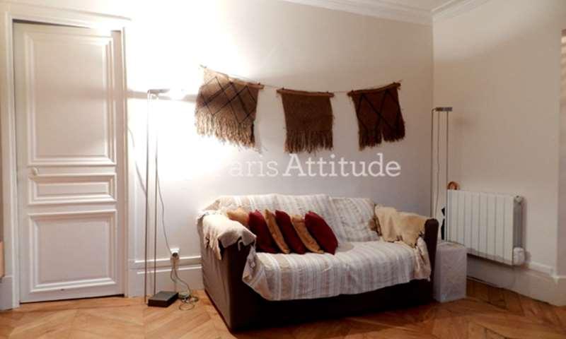 Rent Apartment 1 Bedroom 39m² boulevard Saint Germain, 75005 Paris