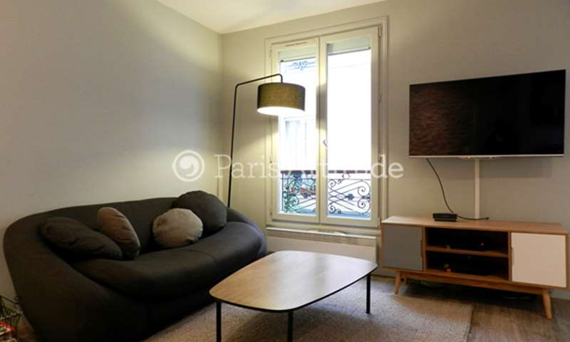 Rent Apartment 1 Bedroom 35m² passage des Gravilliers, 3 Paris