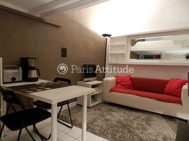 Rent Apartment Studio 16 M²