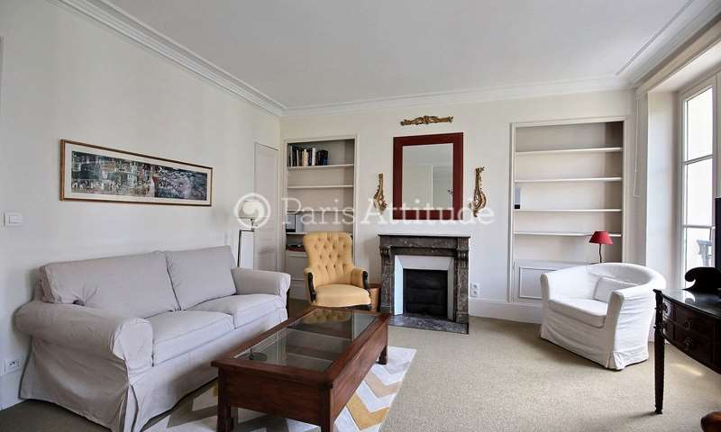 Rent Apartment 2 Bedrooms 77m² rue Brea, 6 Paris