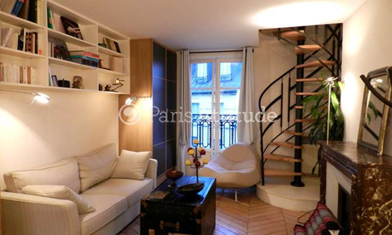 Rent Duplex 1 Bedroom 40m² rue de Charenton, 12 Paris