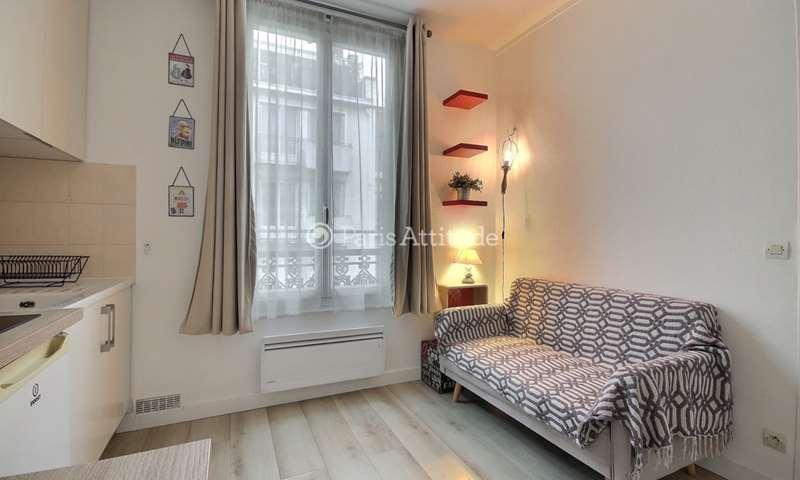 Rent Apartment 1 Bedroom 26m² rue du Château, 92100 Boulogne Billancourt