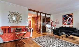 Rent Apartment 2 Bedrooms 90m² rue de la Tour, 16 Paris