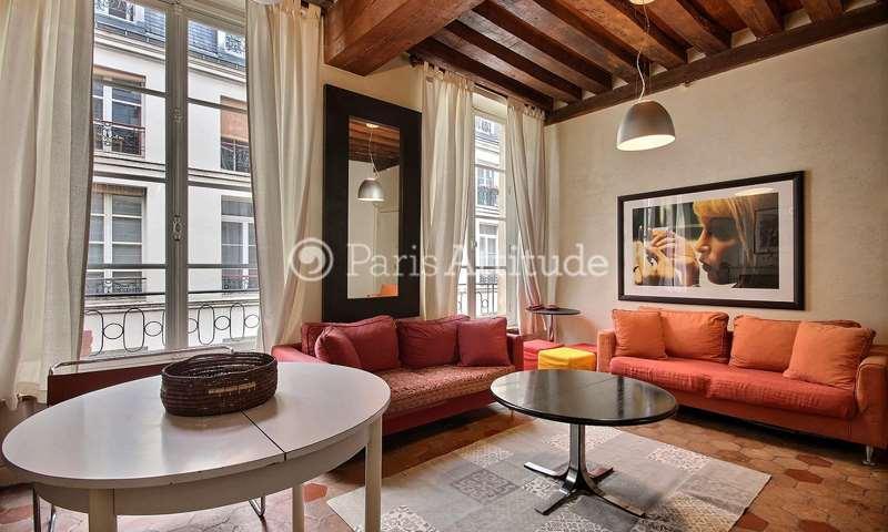 Aluguel Apartamento 1 quarto 47m² rue Villehardouin, 75003 Paris