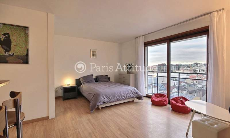 Rent Apartment Studio 33m² rue de Silly, 92100 Boulogne Billancourt