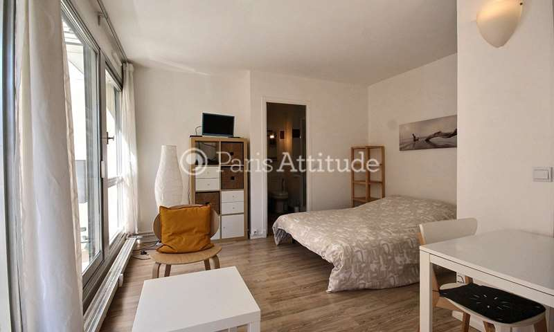 Location Appartement Studio 27m² rue Lhomond, 5 Paris