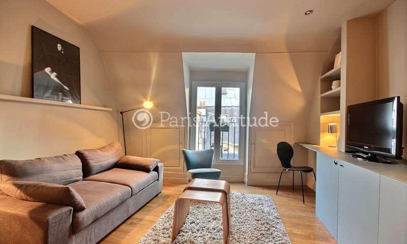 Rent Apartment 1 Bedroom 36m² rue Dupuytren, 6 Paris