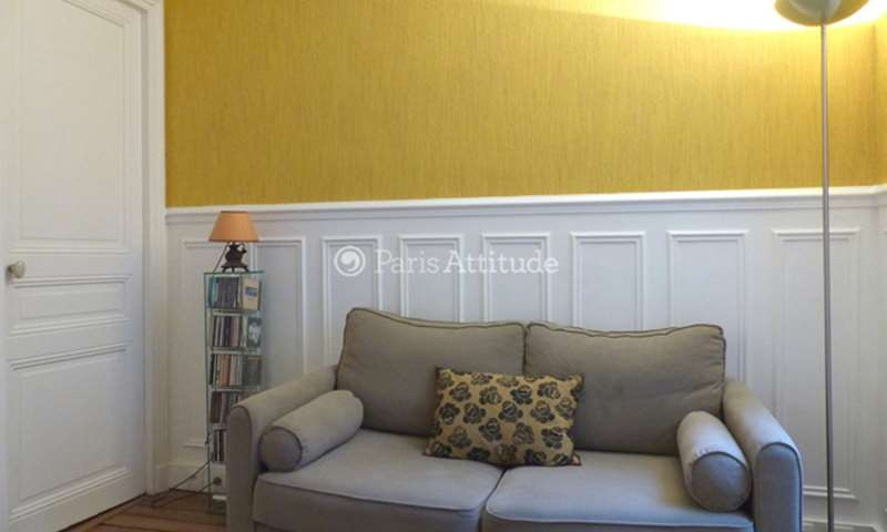 Rent Apartment 1 Bedroom 29m² rue Auguste Barbier, 11 Paris