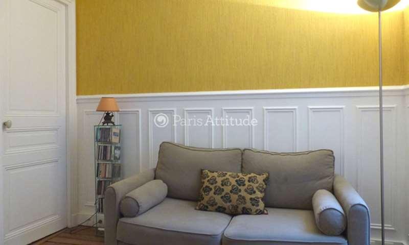 Rent Apartment 1 Bedroom 29m² rue Auguste Barbier, 11 Paris