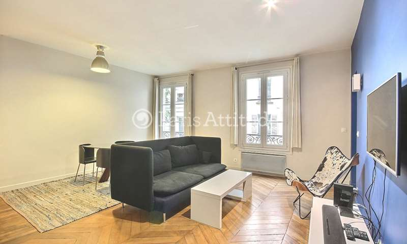 Rent Apartment 2 Bedroom 65m² rue de la Tour d Auvergne, 75009 Paris