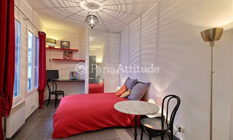 Location Appartement Studio 16m² rue Fallempin, 75015 Paris