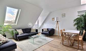 Rent Apartment 2 Bedrooms 56m² boulevard de Sebastopol, 1 Paris