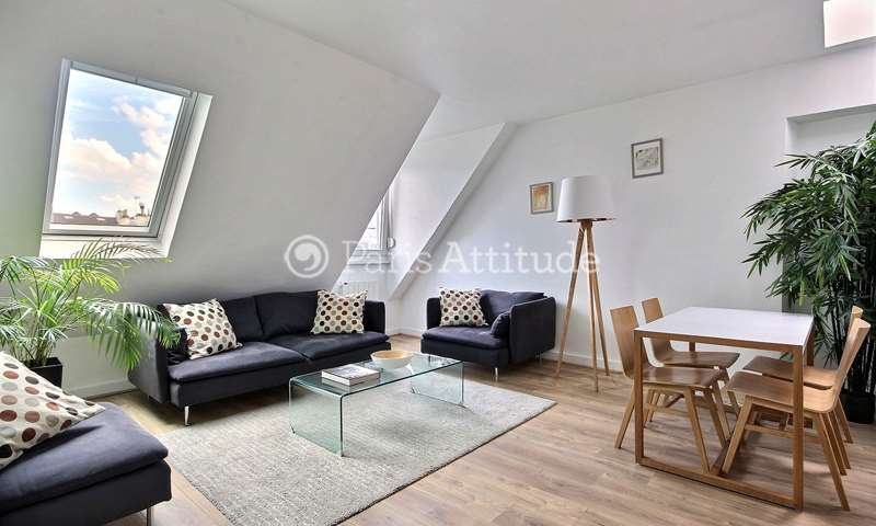 Rent Apartment 2 Bedrooms 56m² boulevard de Sebastopol, 1 Paris