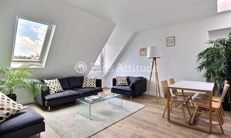 Location Appartement 2 Chambres 56m² boulevard de Sebastopol, 75001 Paris