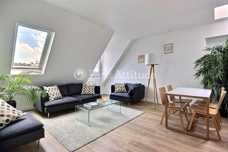 Louer Appartement meublé 2 Chambres 56m² boulevard de Sebastopol, 75001 Paris