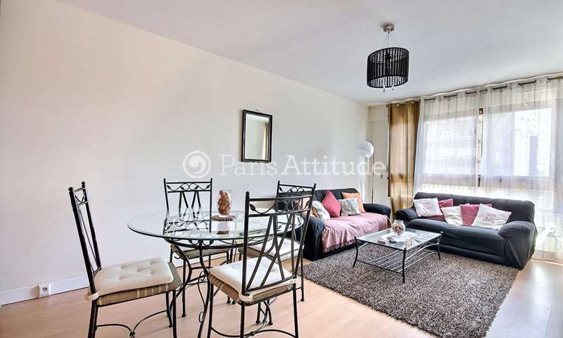 Rent Apartment 2 Bedrooms 70m² rue du Javelot, 75013 Paris