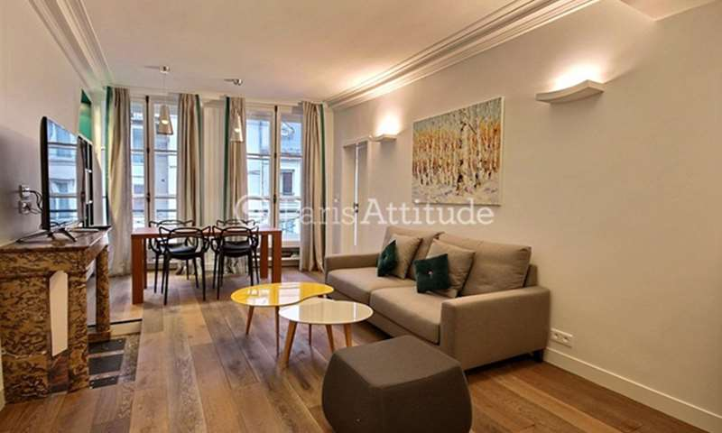 Rent Apartment 3 Bedrooms 80m² rue Saint Honore, 1 Paris