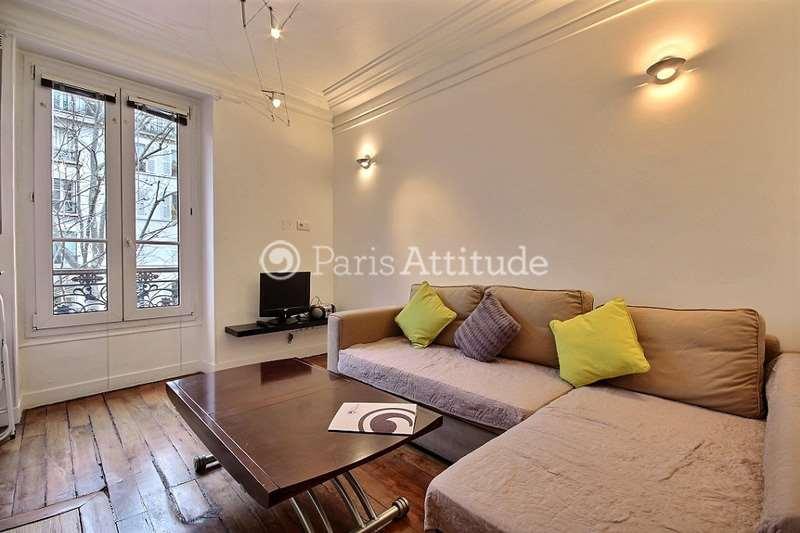 Louer un appartement paris 75017 35m place clichy for Louer chambre sans fenetre