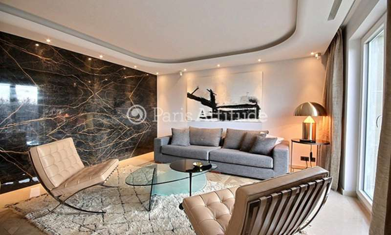 Rent Apartment 2 Bedrooms 100m² quai d Orsay, 7 Paris