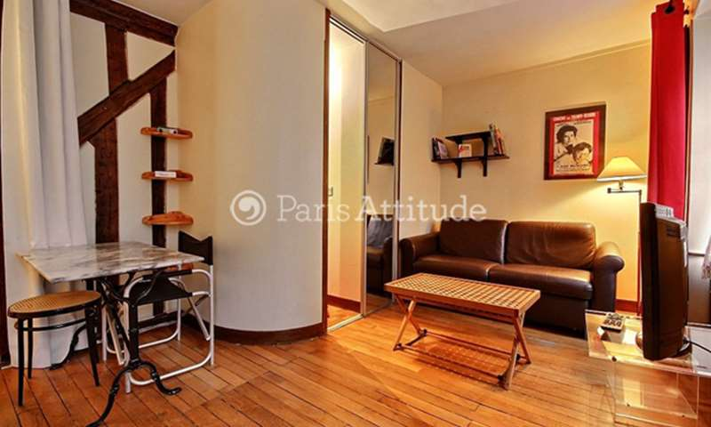 Location Appartement Studio 20m² rue de Grenelle, 75006 Paris
