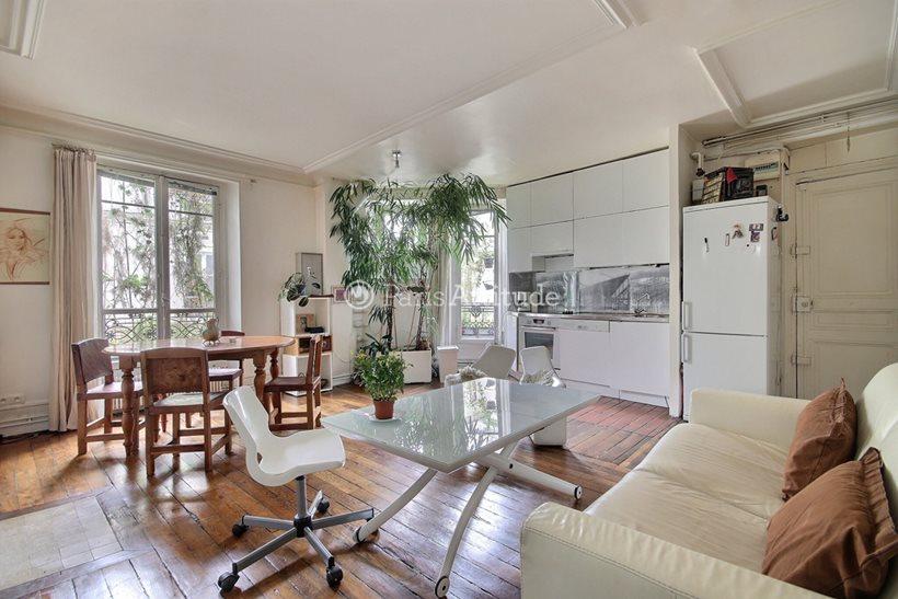 Louer Appartement meublé 2 Chambres 60m² rue Friant, 75014 Paris