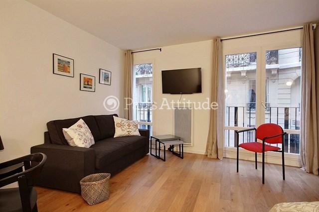 Rent Apartment Studio 30m² rue Lauriston, 75016 Paris