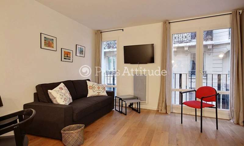 Rent Apartment Studio 30m² rue Lauriston, 75016 Paris