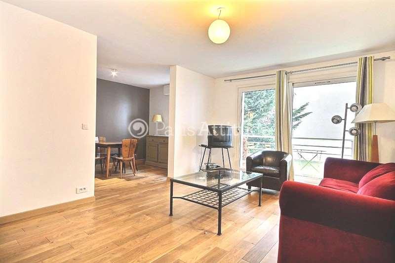 Rent apartment in paris 75020 82m nation ref 11152 for Living room 75020