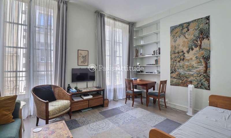 Rent Apartment Studio 32m² rue Sainte Croix de la Bretonnerie, 75004 Paris