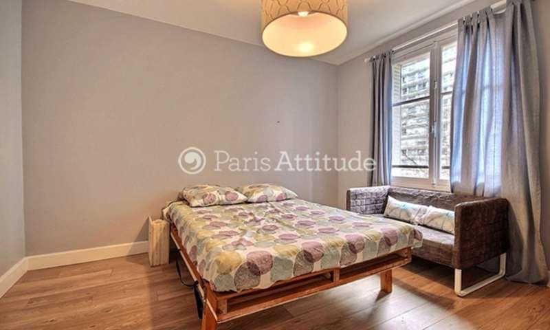 Rent Apartment Studio 24m² rue Cepre, 15 Paris